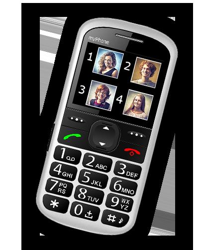 duży ekran telefonu