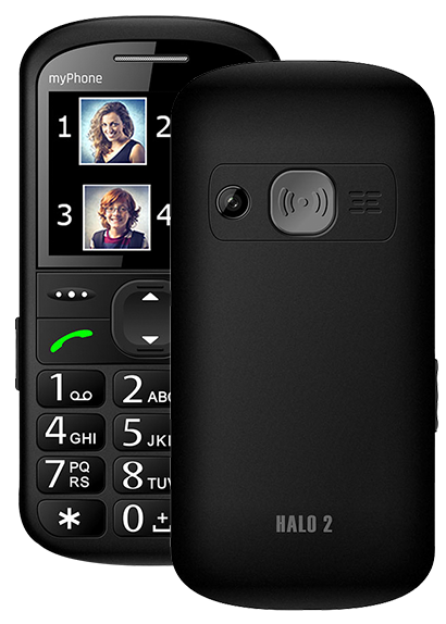 prosty telefon z SOS