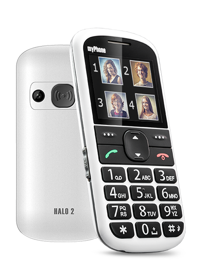 telefon z Fotokontaktami