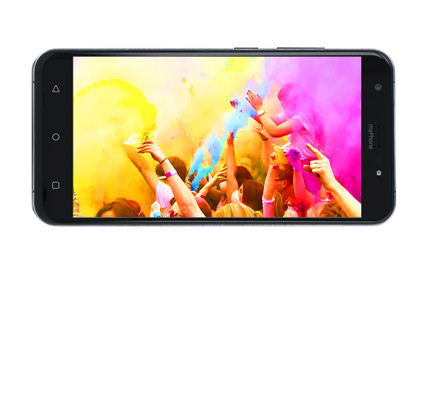 myPhone Q-Smart III Plus