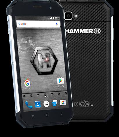 HAMMER AXE PRO – Ekstremalnie wydajny smartfon