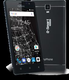 myPhone Q-Smart Black Edition