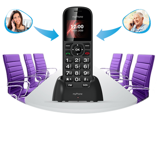 myPhone SOHO Line H22