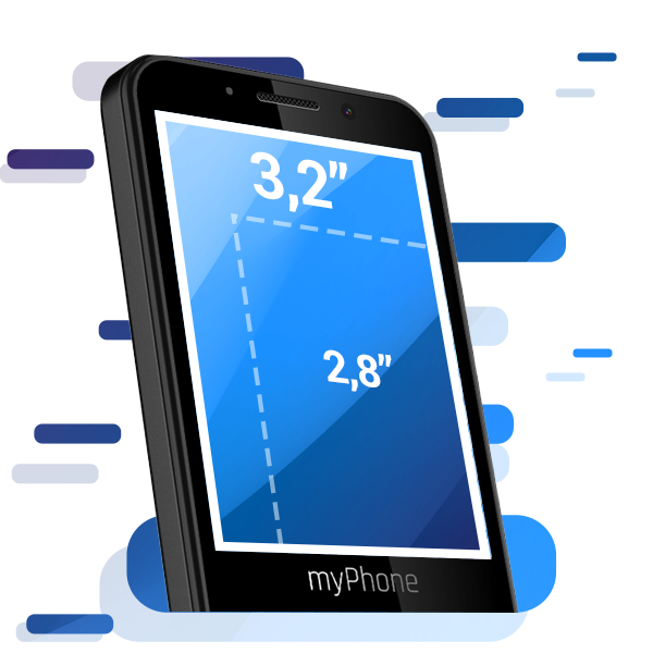 myPhone Up Smart LTE