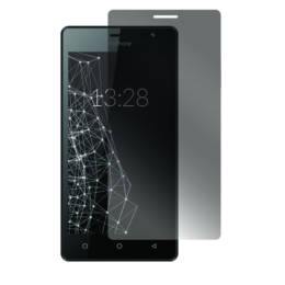 Gehärtetes Glas myPhone Q-Smart Black Edition