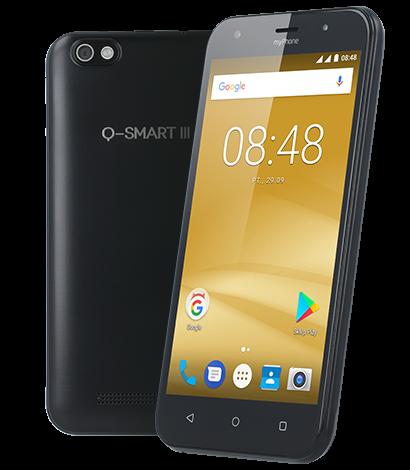 QSMART III Optymalny ekran 5″ IPS