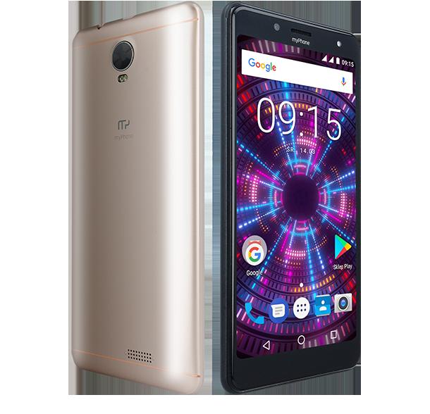 smartfon z Quad-Core