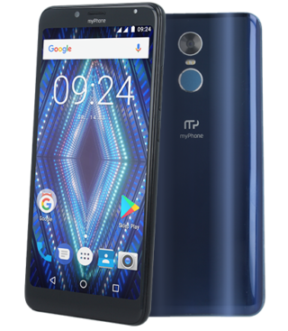 myPhone Prime 18x9 3G