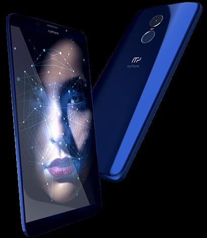 myPhone Prime 18×9 – FullScreen