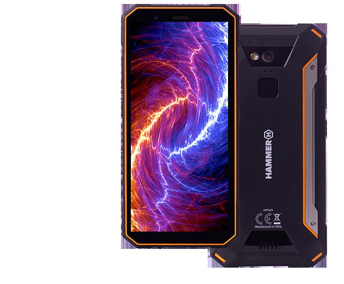 smartfon mocną baterią