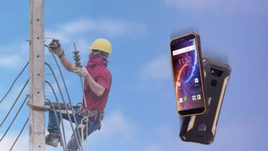 """Telefony myPhone i HAMMER w obsadzie serialu """"Znaki"""" AXN"""