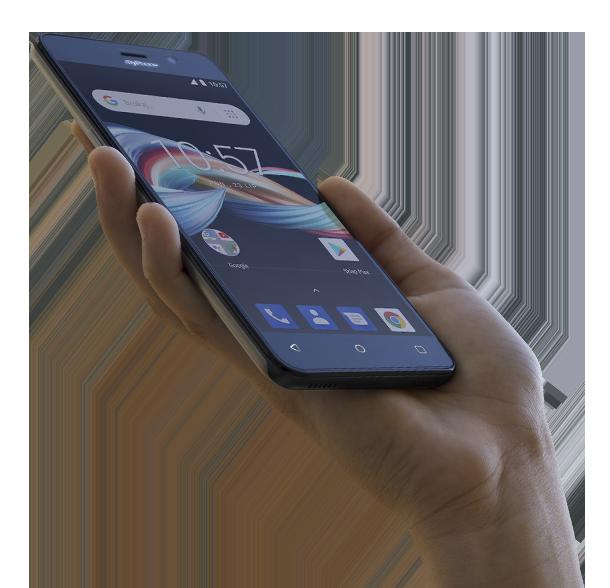 smartfon z Android Go