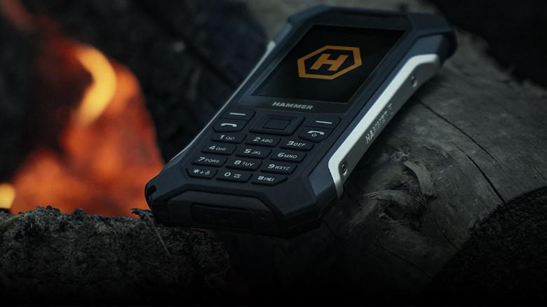 Odporny telefon z IP68 oraz potężną baterią