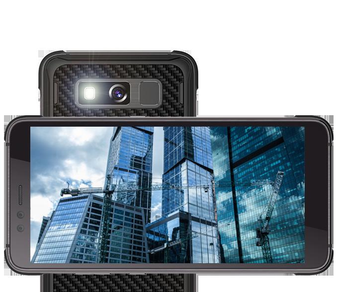 HAMMER Blade 2 PRO z panoramicznym ekranem 18x9 HD