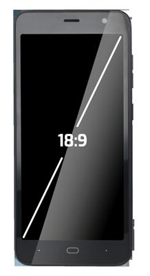 smartfon Full Screen o przekątnej 5,4'