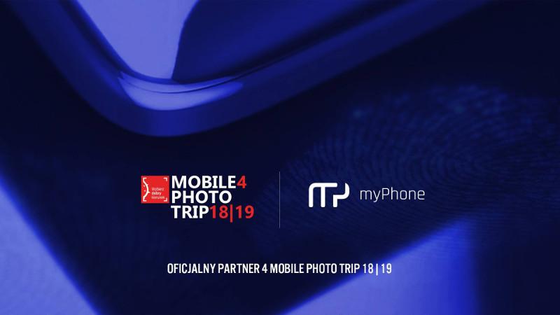 myPhone partnerem Mobile Photo Trip