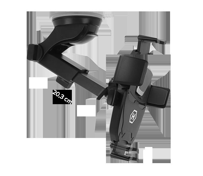 teleskopowy uchwyt samochodowy