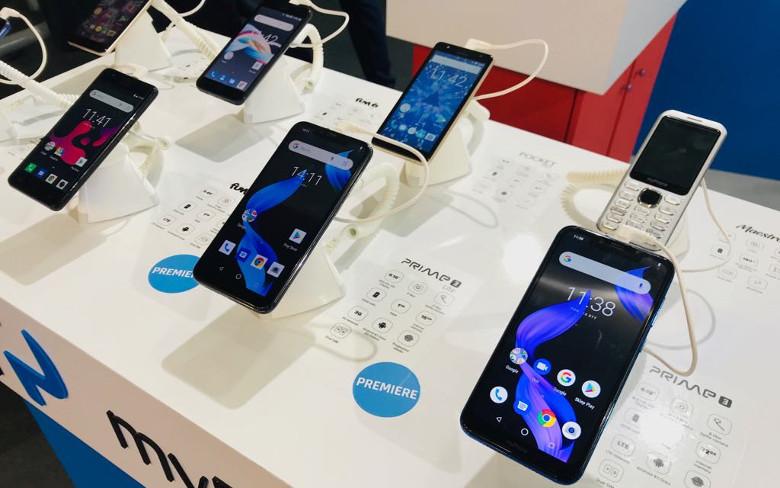 Smartfon z dużym ekranem i Androidem Oreo