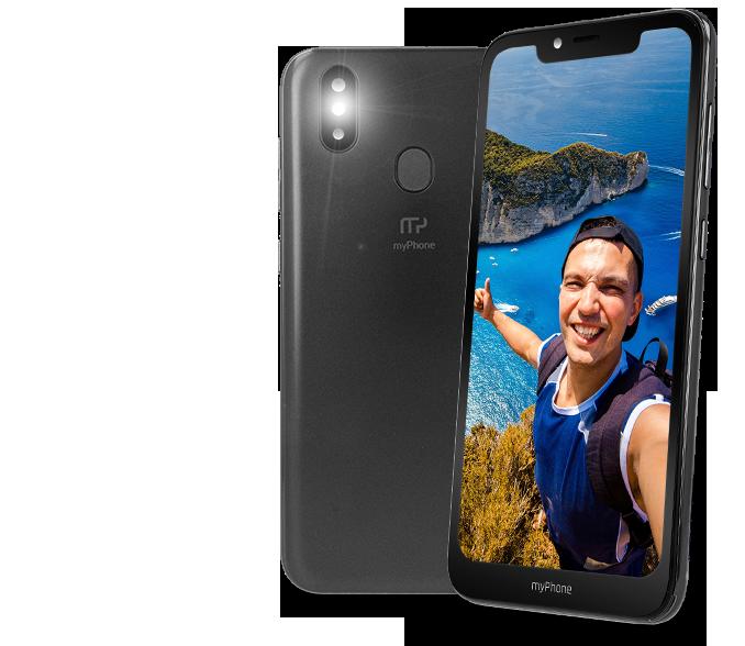 smartfon z Android Oreo GO Edition
