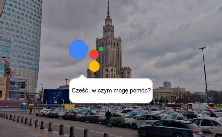 google-assistant-po-polsku