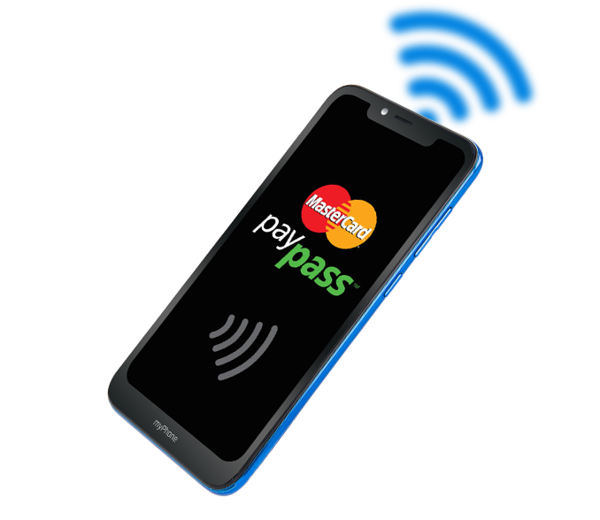 LTE, NFC ibluetooth