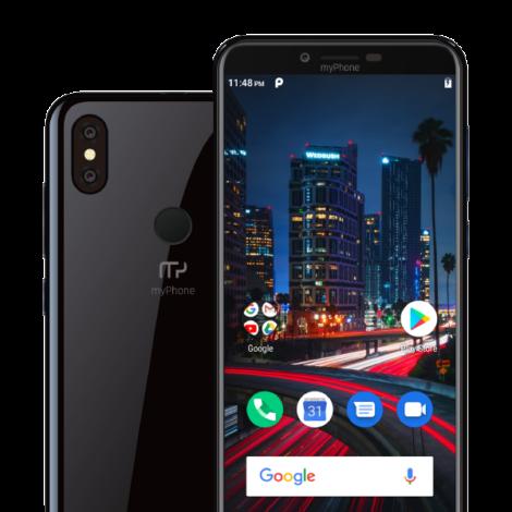 myPhone City 2 | smartphone 5 7