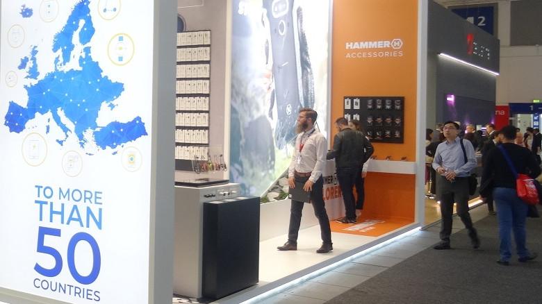 myPhone i HAMMER na IFA w Berlinie
