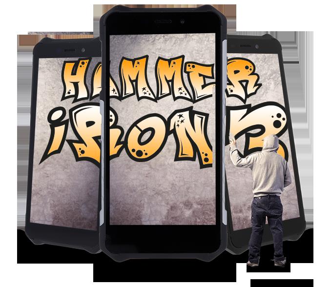 HAMMER Iron 3