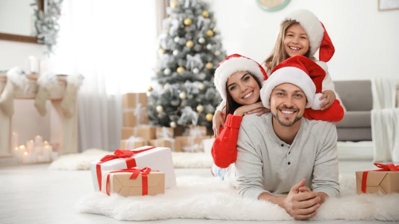 Niedrogi telefon na prezent świąteczny