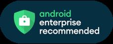 certyfikat Android Enterprise Reccomended