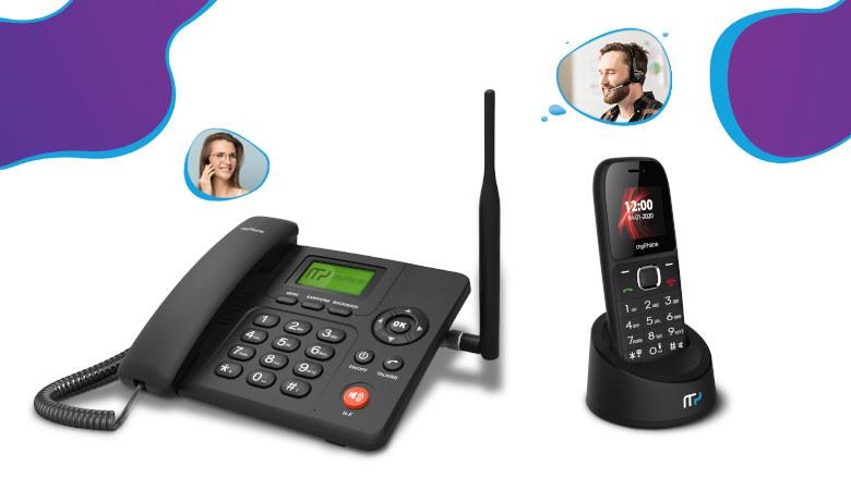 Telefon stacjonarny na SIM – działanie i zalety