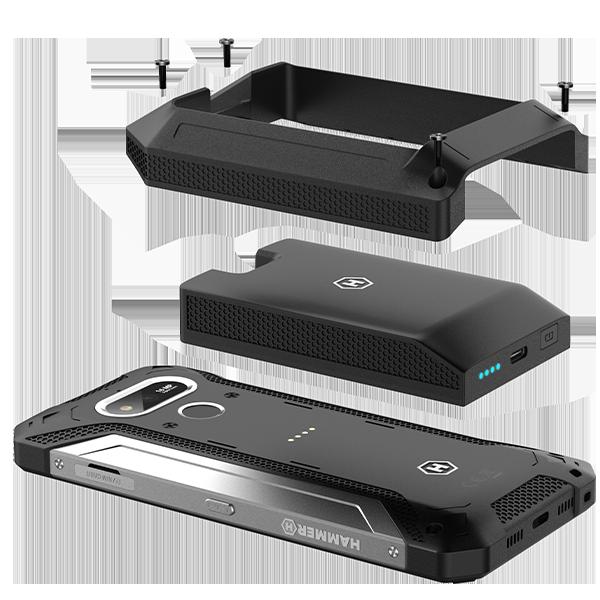 Batería externa HAMMER Explorer/PRO con función powerbank