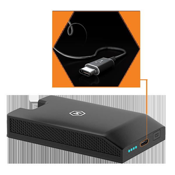HAMMER Explorer/Explorer PRO bateria z opcją powerbank