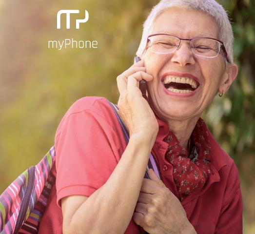 Senior myPhone123
